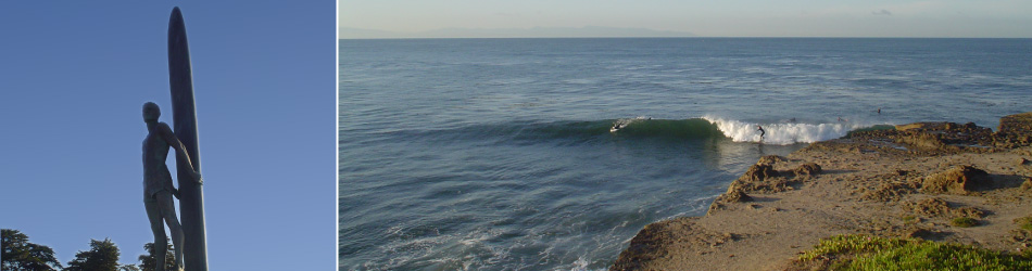 Santa Cruz Surfing Opportunities